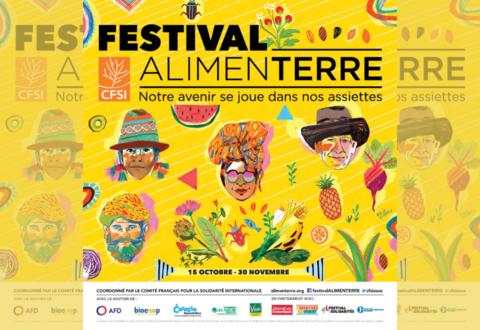 [Évènement] Le festival ALIMENTERRE, notre avenir se joue dans nos assiettes !