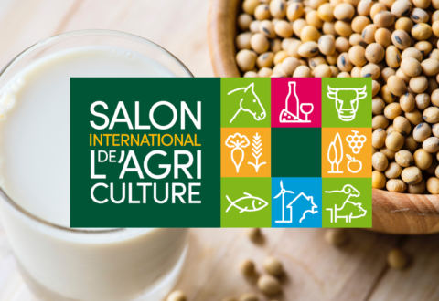 Présentation au Salon International de l'Agriculture