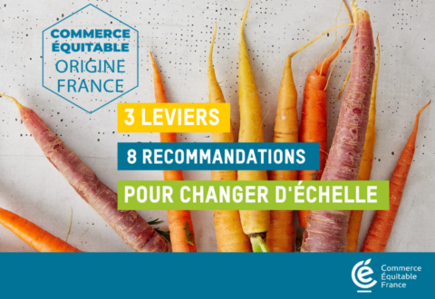 Commerce équitable origine France : 8 recommandations pour changer d'échelle