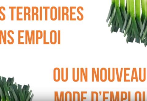 Des territoires sans emploi ou un nouveau mode d'emploi ?
