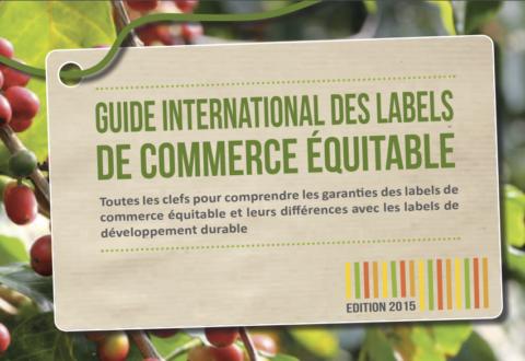 Guide international des labels de commerce équitable