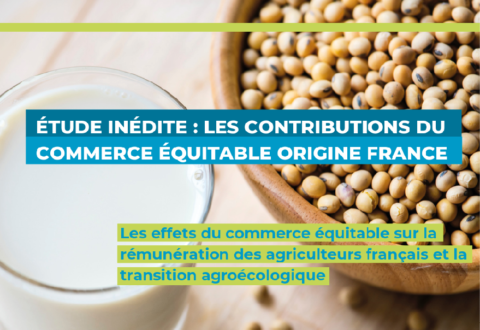 Le commerce équitable origine France
