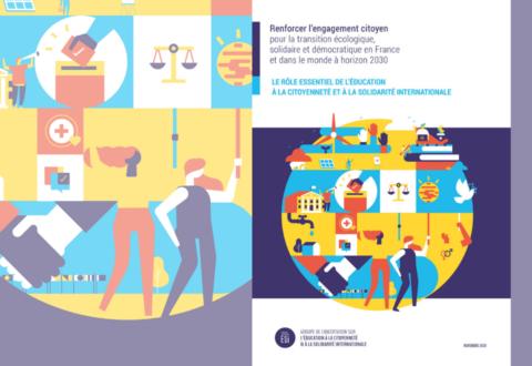 Le rôle essentiel de l'éducation à la citoyenneté et à la solidarité internationale