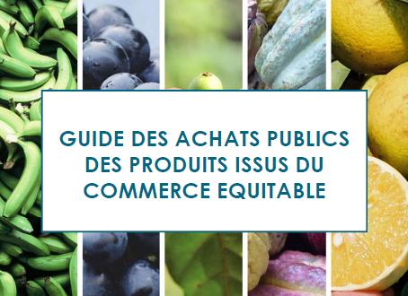 Guide des achats publics des produits issus du commerce équitable