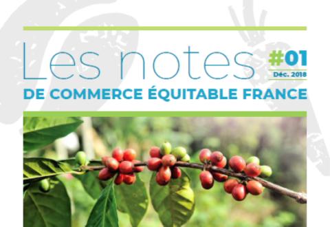 Les notes de Commerce Équitable France #1