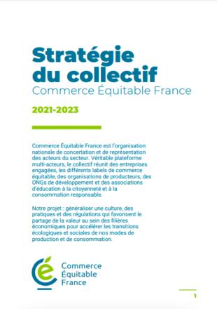 Note sur la stratégie du collectif 2021-2023