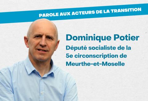 3 questions à Dominique Potier, député de Meurthe-et-Moselle