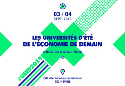 Les universités d'été de l'économie de demain