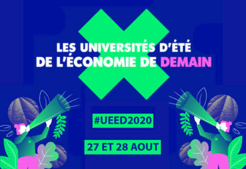 Universités d'été de l'économie de demain