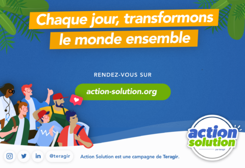 Action Solution, une campagne d'empowerment des citoyennes et citoyens